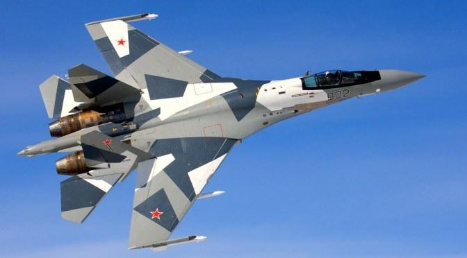 Су-35 истребитель