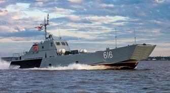 Десантные катера проекта 11770 Серна