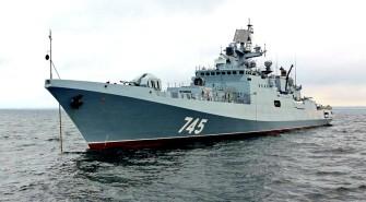 "11356 Фрегат ""Адмирал Григорович"""