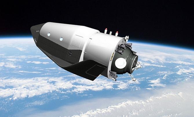 """космический корабль """"Федерация"""""""